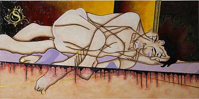 Painting - Mari Sol by Guadalupe Herrera