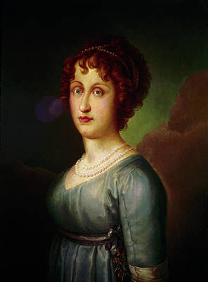 Vicente Painting - Maria Antonio Of Naples And Sicily by Granger