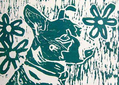 Maria Art Print by Marita McVeigh