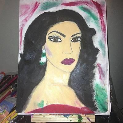 Icon Photograph - #mariafelix #mexican #icon #actress by Alma Martinez