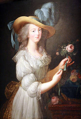 Photograph - Marie Antoinette by Cora Wandel