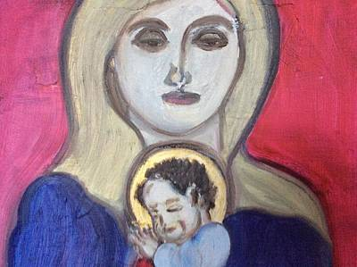 Marie Et L'enfant Original