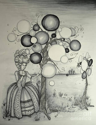 Marie's Dreamland Art Print