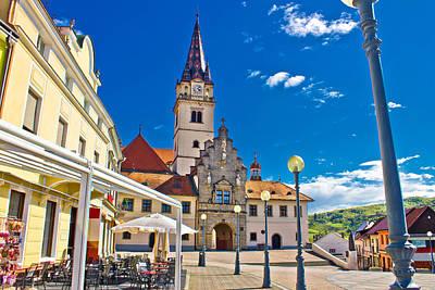 Soap Suds - Marija Bistrica marianic sanctuary in Croatia by Brch Photography