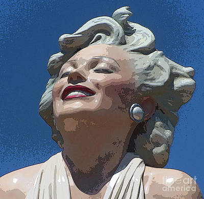 Marilyn 27 Art Print by Tammera Malicki-Wong