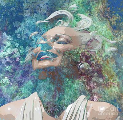 Marilyn 33 Art Print by Tammera Malicki-Wong