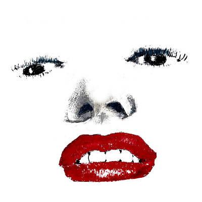 Marilyn II Art Print by David Patterson