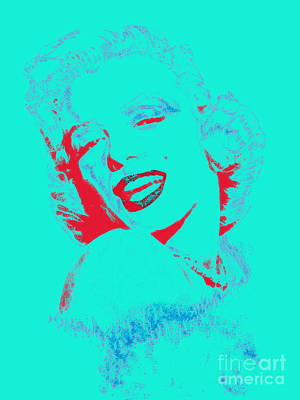Photograph - Marilyn Monroe 20130331v2p128 by Wingsdomain Art and Photography