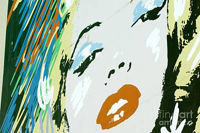 Marilyn Monroe 5 Art Print by Micah May