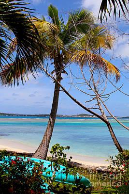 Cay Photograph - Marina Cay Beach by Carey Chen