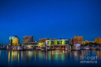 Marina Jack Art Print by Marvin Spates