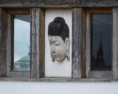 Photograph - marine Buddha by Evgeny Lutsko
