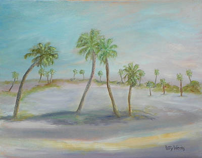 Painting - Marineland Florida II by Patty Weeks