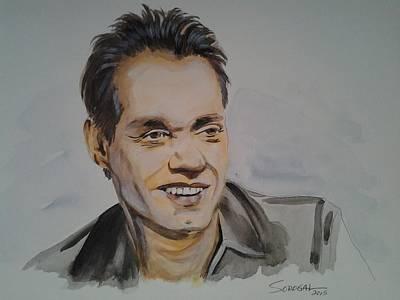 Mark Anthony  Original by Sonia Rodriguez