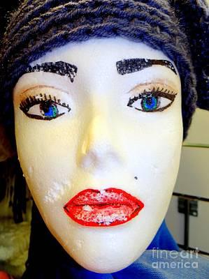 Photograph - Marker Makeup by Ed Weidman
