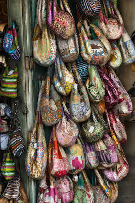 Photograph - Market Bags 2 by Brenda Bryant