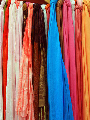 Photograph - Market Wares - Granada Spain by Rick Locke