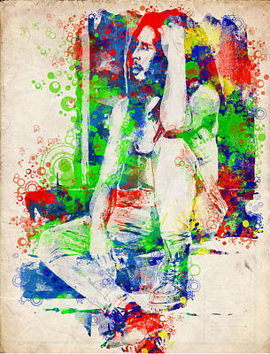 Painting - Marley 7 by Bekim Art