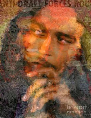 Marley - Bob Marley Pop Art Canvas Original