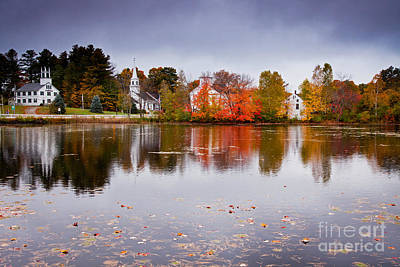 Photograph - Marlow Nh 2014 by Butch Lombardi