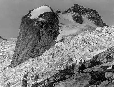 Photograph - Marmolata Mountain by Ed  Cooper Photography