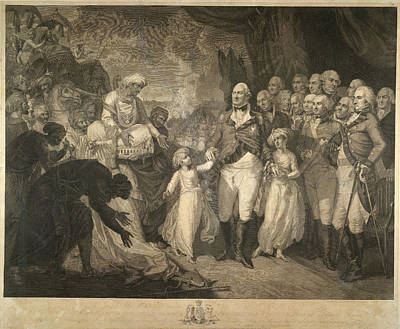 Marquess Cornwallis Art Print by British Library