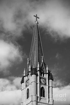 Marquette Photograph - Marquette University - Church Of The Gesu by University Icons