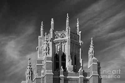 Marquette Photograph - Marquette University Marquette Hall by University Icons