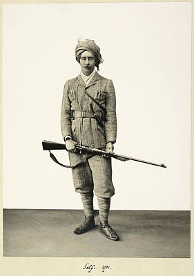 Nobility Photograph - Marquis Of Zetland by British Library