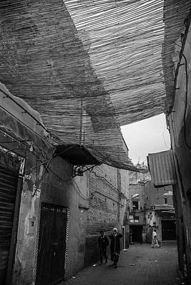 Photograph - Marrakech Souk 3 by Ellie Perla