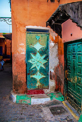 Photograph - Marrakech - The Scars Of A City by Ellie Perla