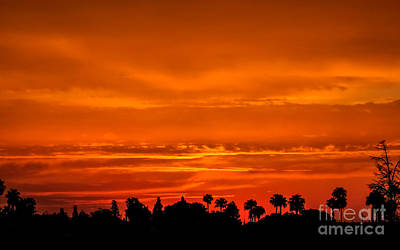 Photograph - Marrakesh Sunset by Peta Thames