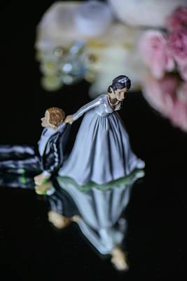 Marriage Going Forward Art Print