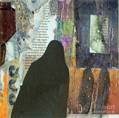 Mixed Media - Marriage by Patricia  Tierney