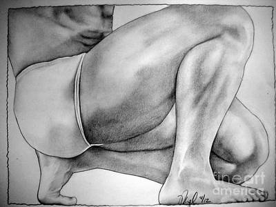 Marry Me Art Print by Mike Gonzalez