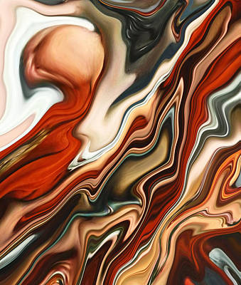 Painting - Mars Meets Venus 2 by Chad Miller