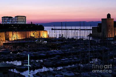 Marseille Sunset Original