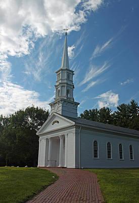 Martha Mary Chapel In Sudbury Massachusetts Original