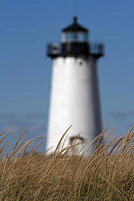 Photograph - Martha's Vineyard Edgartown Lighthouse by Juergen Roth