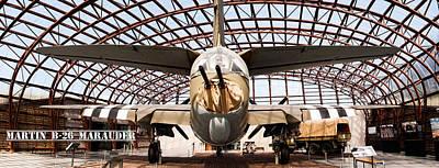 Photograph - Martin B-26 Marauder Back by Weston Westmoreland