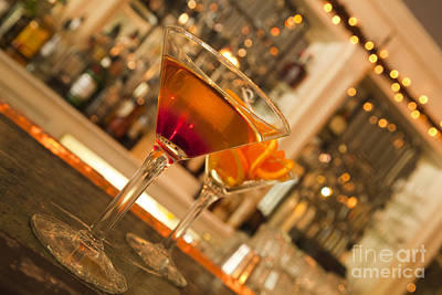 Photograph - Martini 2 by New  Orleans Food