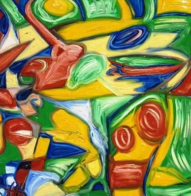 Martini  Original by  Artist Alfredo Dane Llana