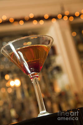 Photograph - Martini by New  Orleans Food