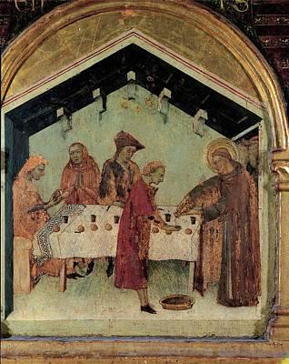 Martini Simone, St Matthew Print by Everett