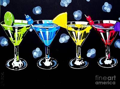 Martinis Original by Kyle  Brock