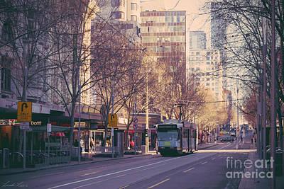 Photograph - Marvellous Melbourne 7 by Linda Lees