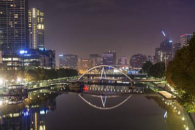 Photograph - Marvellous Melbourne I by Casey Grant