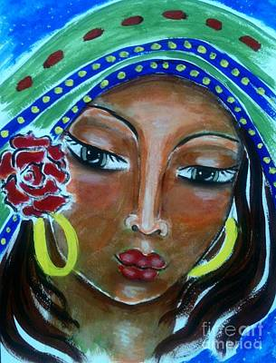 Mary Of Magdala Art Print