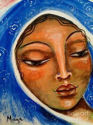 Disciples Mixed Media - Mary Salome by Maya Telford