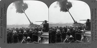 Loud Painting - Maryland Cannon, 1919 by Granger